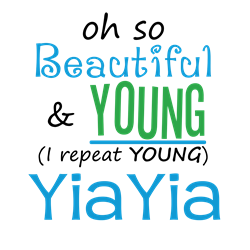 Beautiful and Young YiaYia BBQ