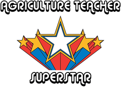 I Love My AGRICULTURE TEACHER T-Shirt