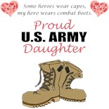Proud Military Brat