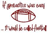 Gymnastics Sayings