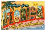 Retro Florida