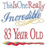 83Rd Birthday