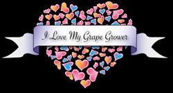 Love My Grape Grower  Gifts