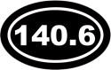 Ironman 140.6 Oval