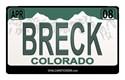 Breckenridge Dog T-Shirts