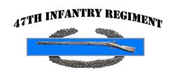47th Infantry Regiment Baseball  Gifts