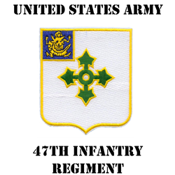 47th Infantry Regiment  Gifts