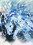 Abstract Horse Art