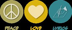 Peace Love Lyrics   Gifts