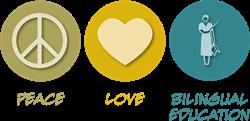 Peace Love Bilingual Education  Gifts