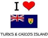 Turks Caicos Islands Girl