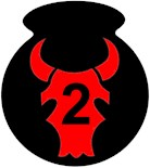 71St Infantry Division Red Circle