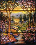 Tiffany Stained Glass