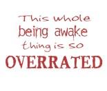 Being Awake