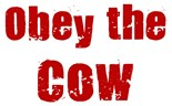 Obey Cow