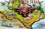 Fort Worth Tees