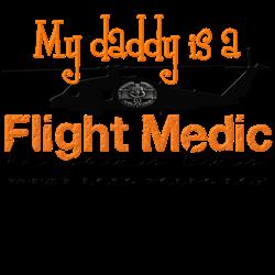 daddy fm orange Body Suit