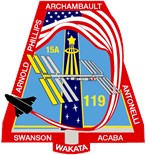 Sts 119