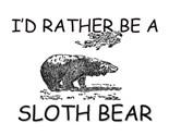 Sloth Bears Mating