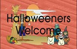 Halloweeners Welcome