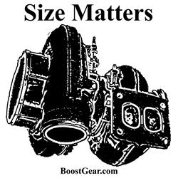Size Matters - T by BoostGear