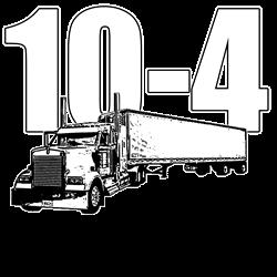 10-4 Trucker  Gifts