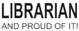 Librarian Pride