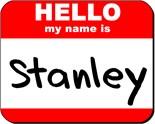 Hello Nametag