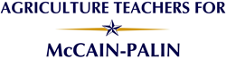 AGRICULTURE TEACHERS for McCa  Gifts