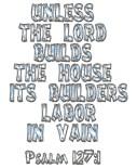Psalms 127