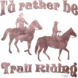 Equine Trail Riding