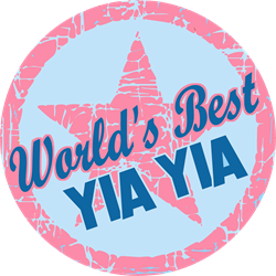 World's Best Yia Yia Gifts