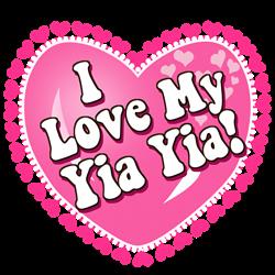 I Love My Yia Yia Coffee Mug