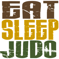 Eat Sleep Judo Coffee Mug