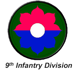9th Infantry Division    Gifts