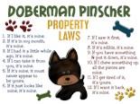 Doberman Property Laws