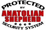 Protected Rottweiler Security System
