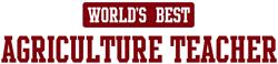 Worlds best Agriculture Teach Coffee Mug