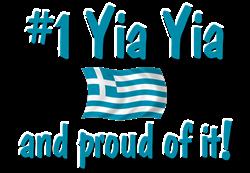 #1 Yia Yia Tee
