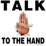 Talk Hand