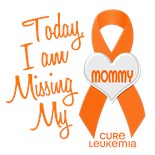 I Wear Orange My Mom Mother Memory Today