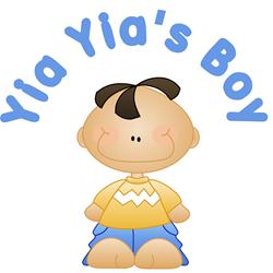 Yia Yia's Boy