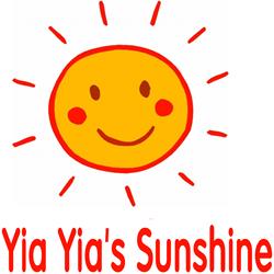 Yia Yia's Sunshine Baby Bodysuit (Organic)
