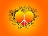 Peaceful Love Happy