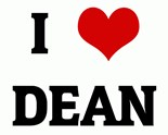 I Heart Dean