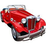 Mg Race Car