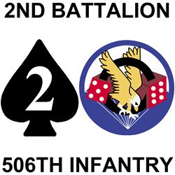 2-506th Infantry Shirt