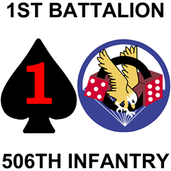 1-506th Infantry  Gifts