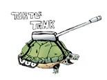 Razorback Musk Turtle