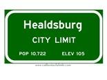 Healdsburg City